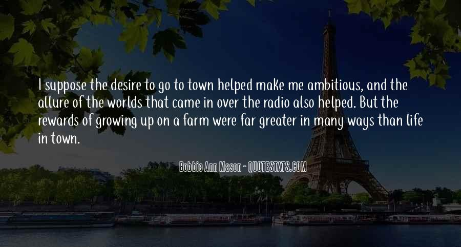 Quotes About The Farm Life #1847708