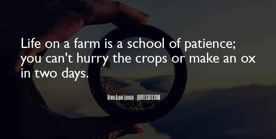 Quotes About The Farm Life #293424