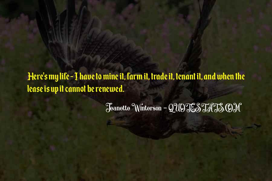 Quotes About The Farm Life #739403