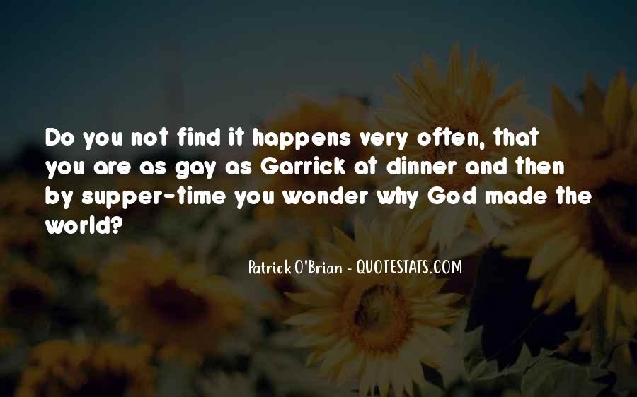 Garrick Quotes #1128490