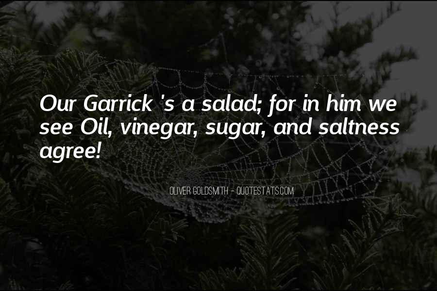 Garrick Quotes #1327382