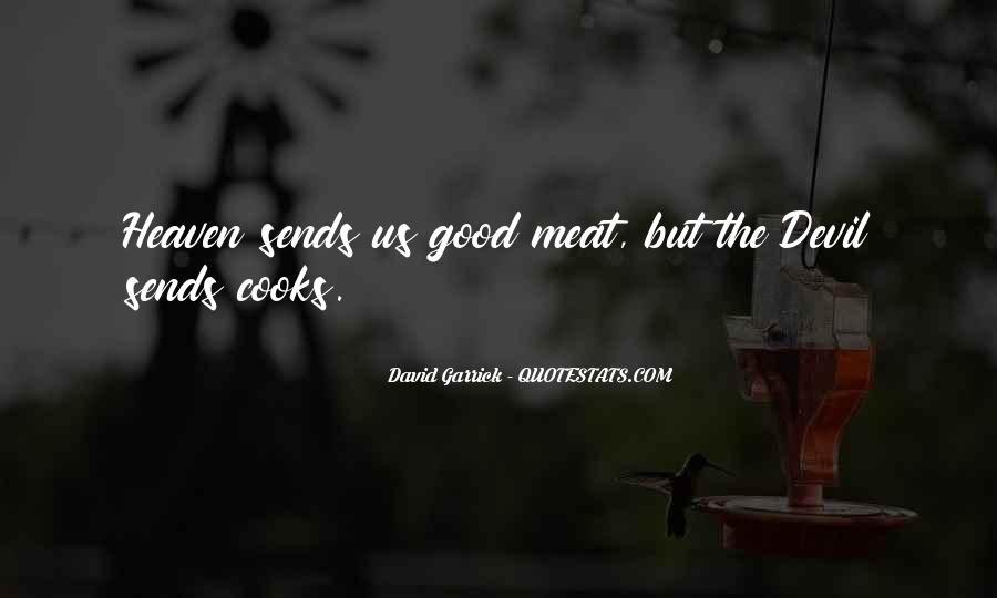 Garrick Quotes #1669704