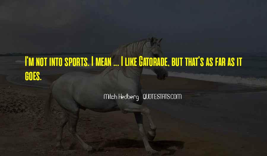 Gatorade Sports Quotes #1684763