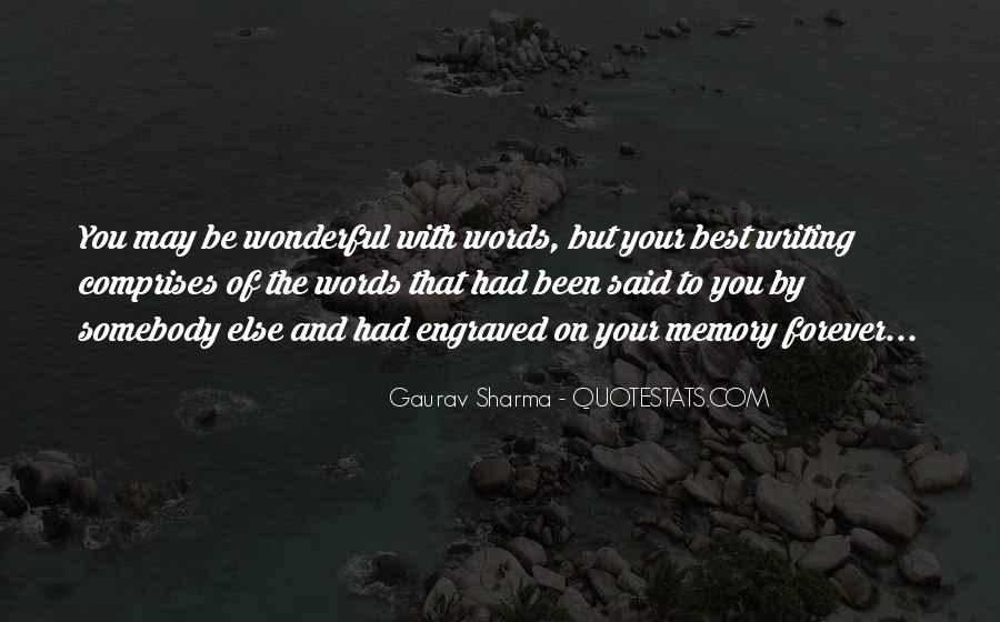 Gaurav Quotes #1403708