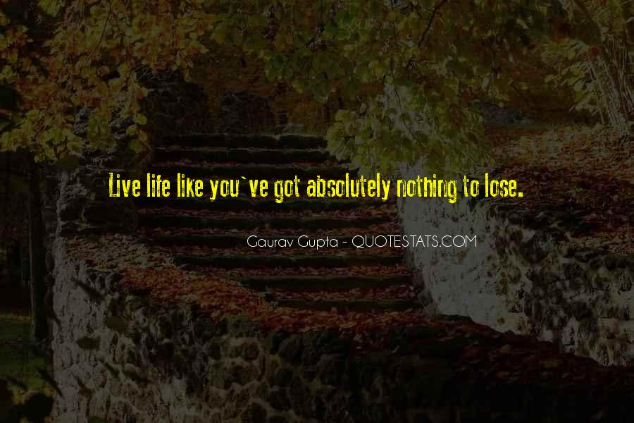 Gaurav Quotes #69947
