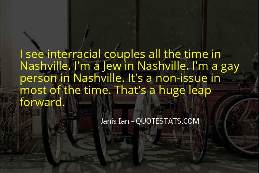 Gay Interracial Quotes #1476670