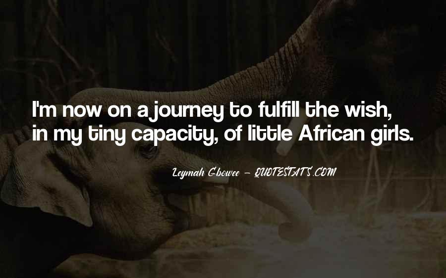 Gbowee Quotes #1692522