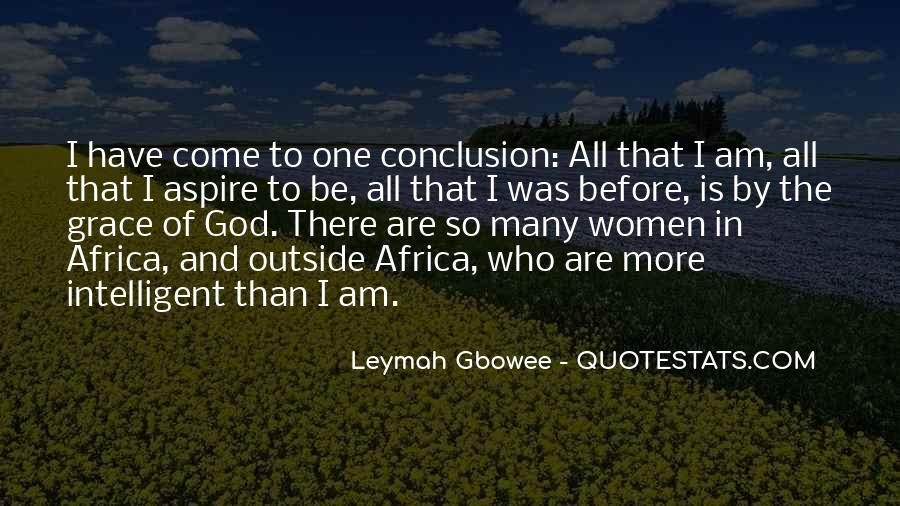 Gbowee Quotes #585864