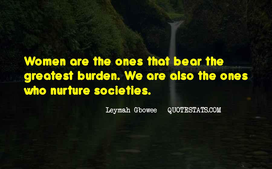 Gbowee Quotes #601751
