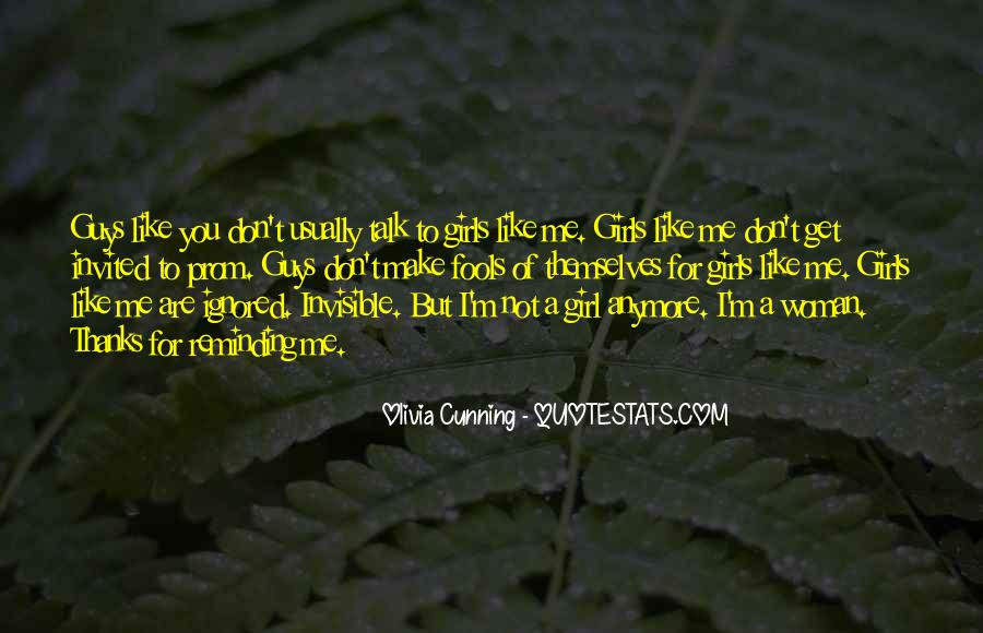 Quotes About Girls For Guys #197926