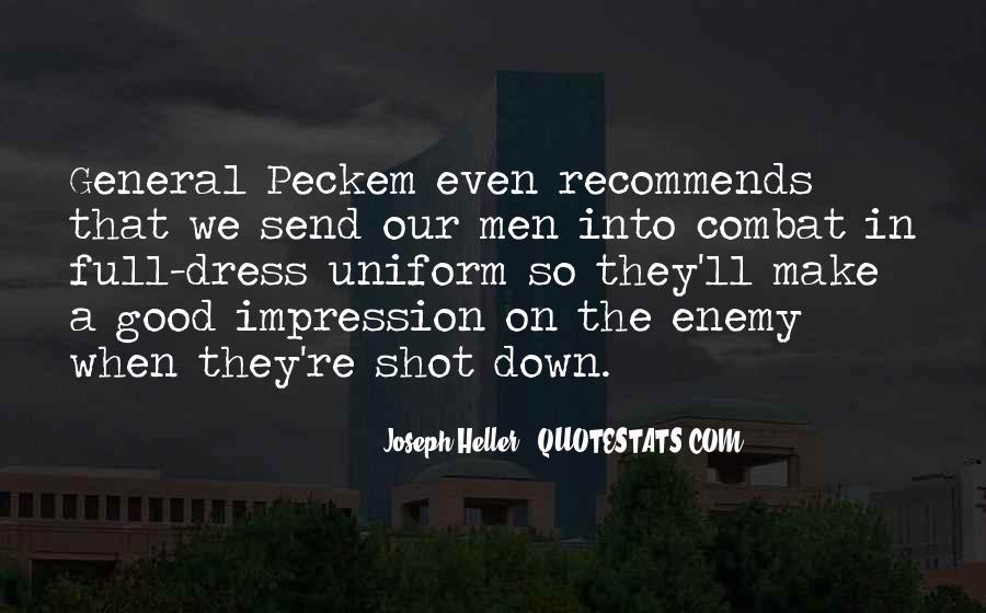 General Peckem Quotes #323771