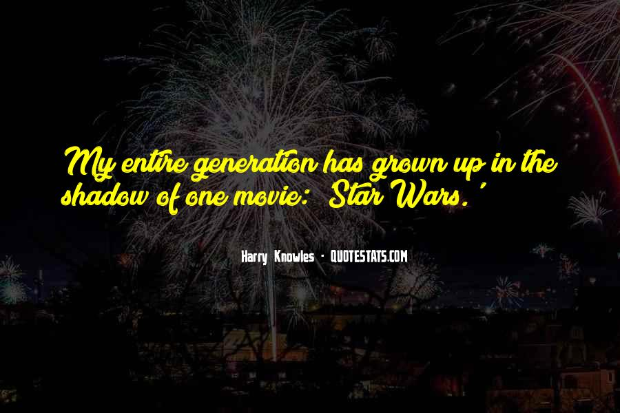 Generation X Movie Quotes #1242969