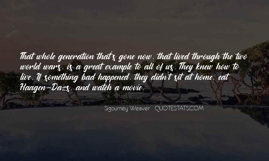 Generation X Movie Quotes #17216