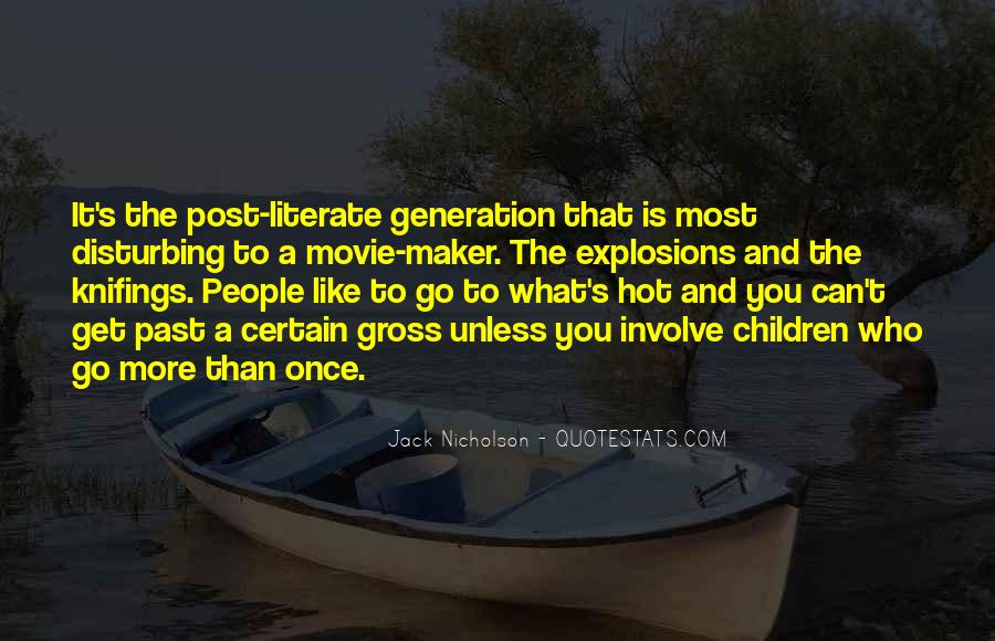 Generation X Movie Quotes #624275