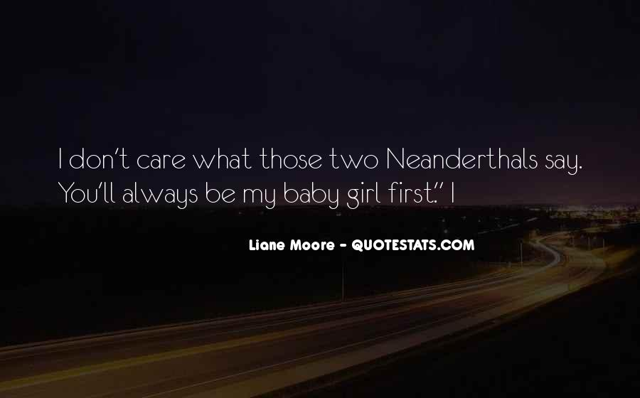 Quotes About Girl Baby #405085