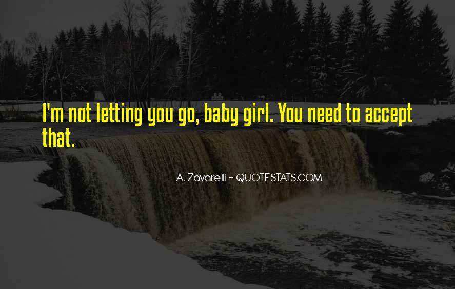 Quotes About Girl Baby #586264