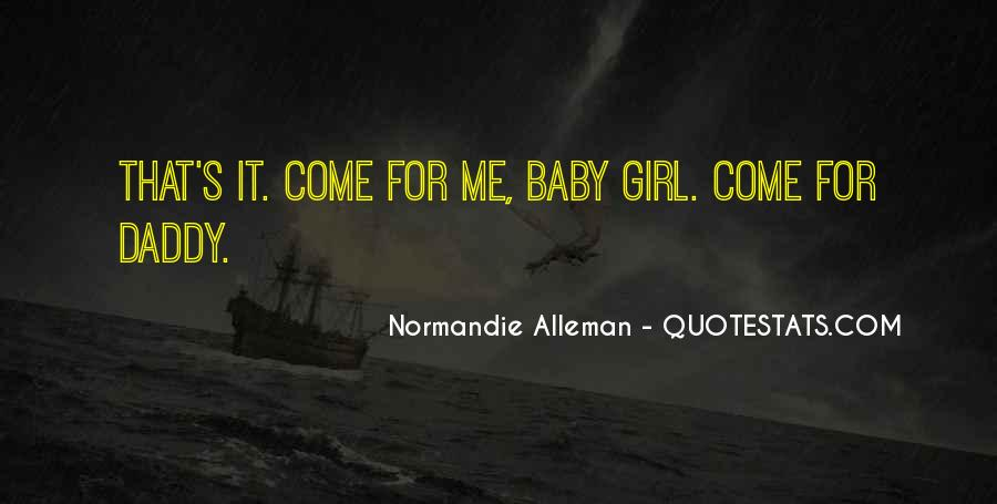 Quotes About Girl Baby #909712