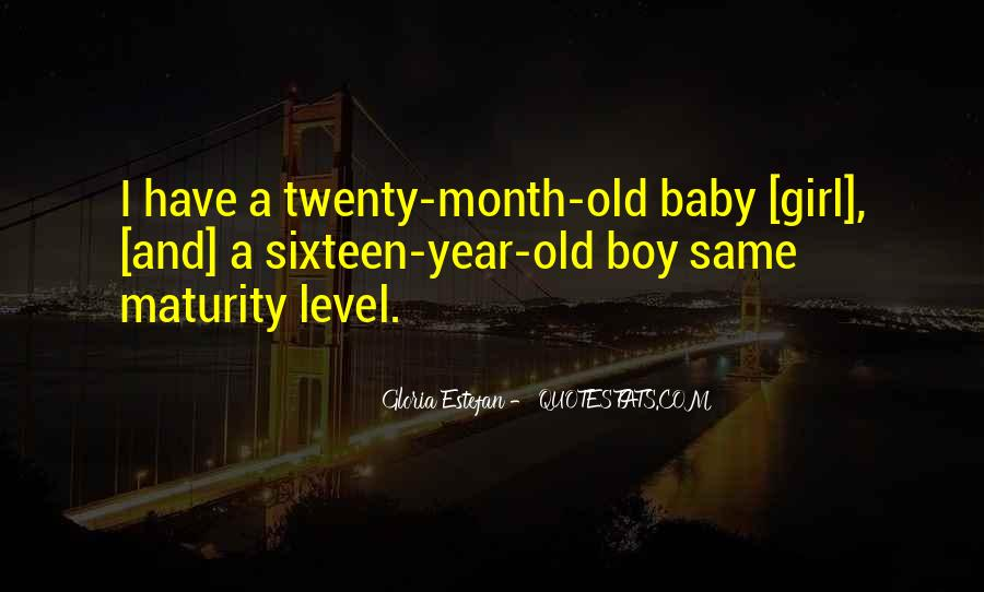 Quotes About Girl Baby #947712