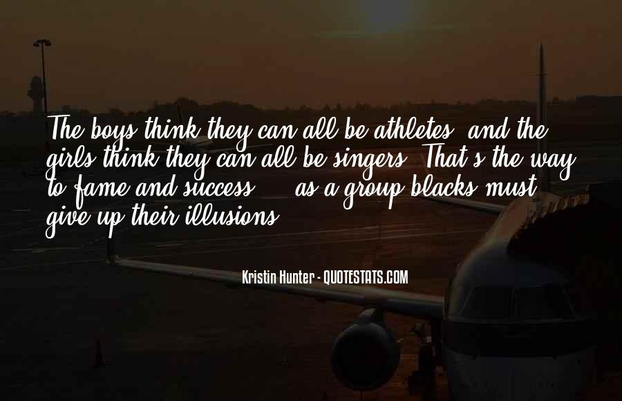 Quotes About Girl Athletes #1141994