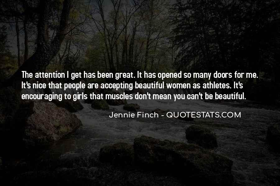 Quotes About Girl Athletes #705136