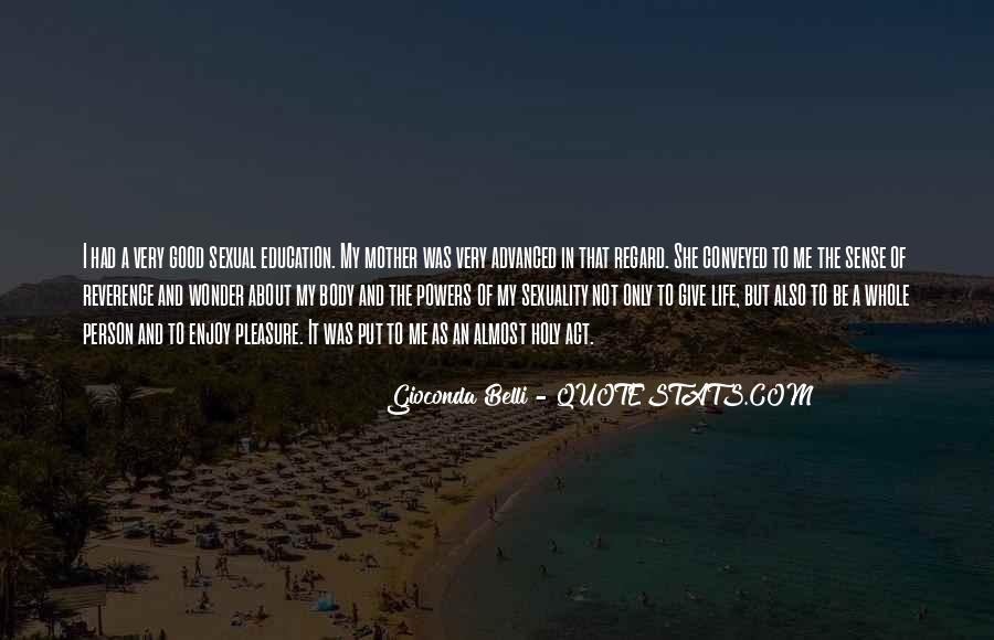 Quotes About Gioconda #1491758