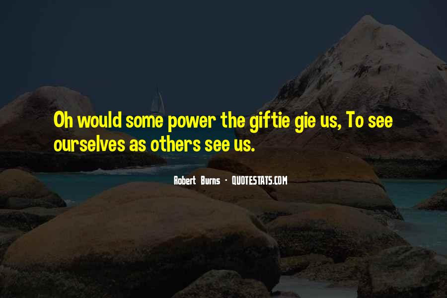 Quotes About Gie #461247