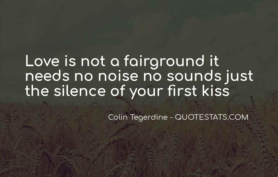 Quotes About The Fairground #519664