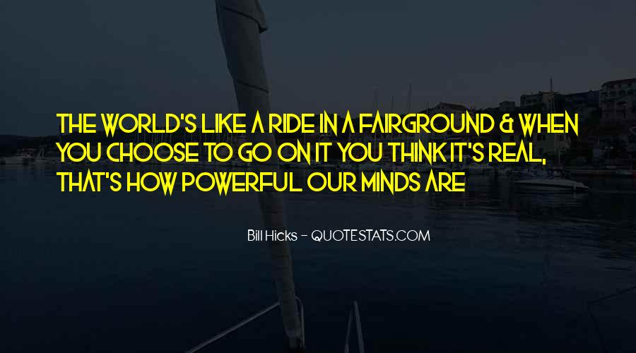 Quotes About The Fairground #988313