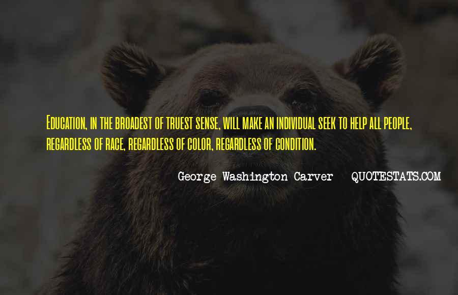 George Washington Carver Education Quotes #428534