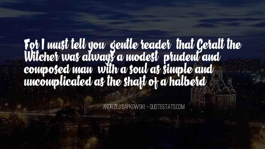 Geralt Witcher Quotes #1591394