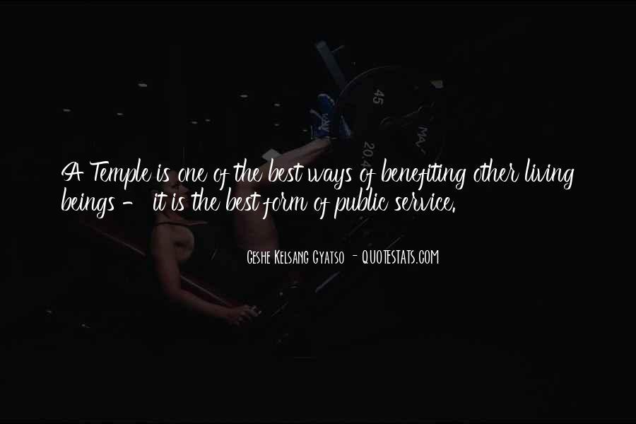 Geshe Kelsang Quotes #1068780