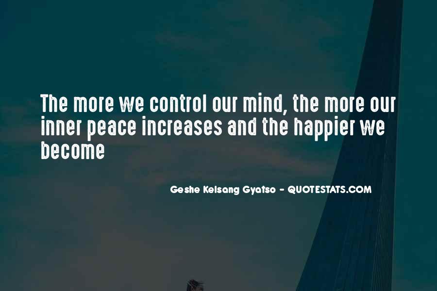 Geshe Kelsang Quotes #1070636