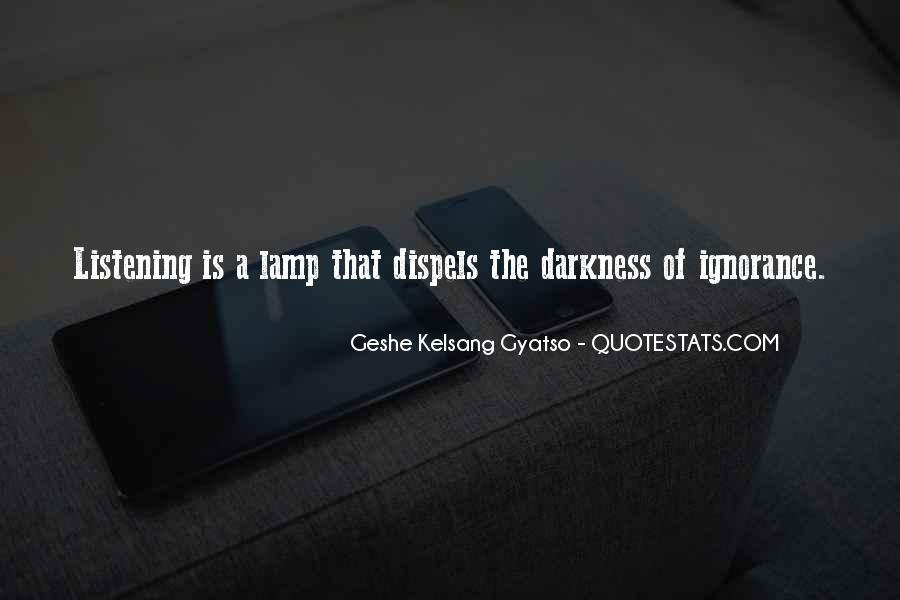 Geshe Kelsang Quotes #1241392