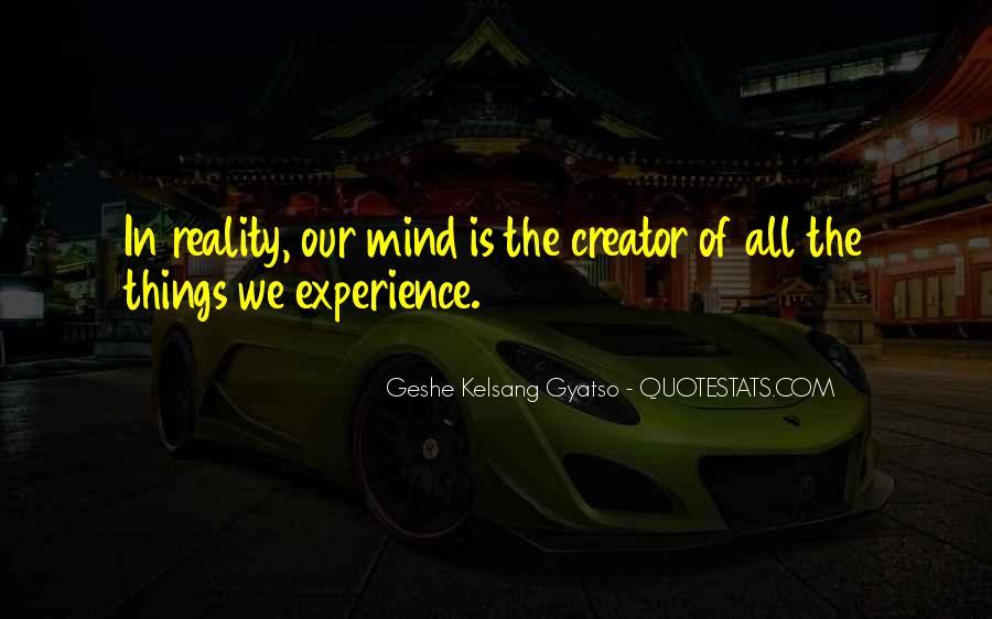 Geshe Kelsang Quotes #1311783