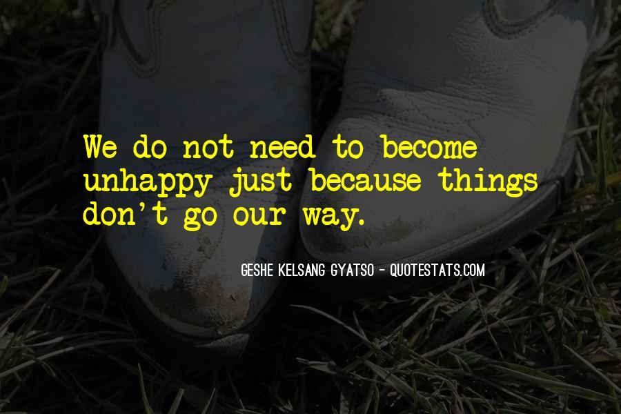 Geshe Kelsang Quotes #1378545
