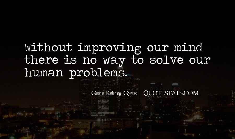 Geshe Kelsang Quotes #151540