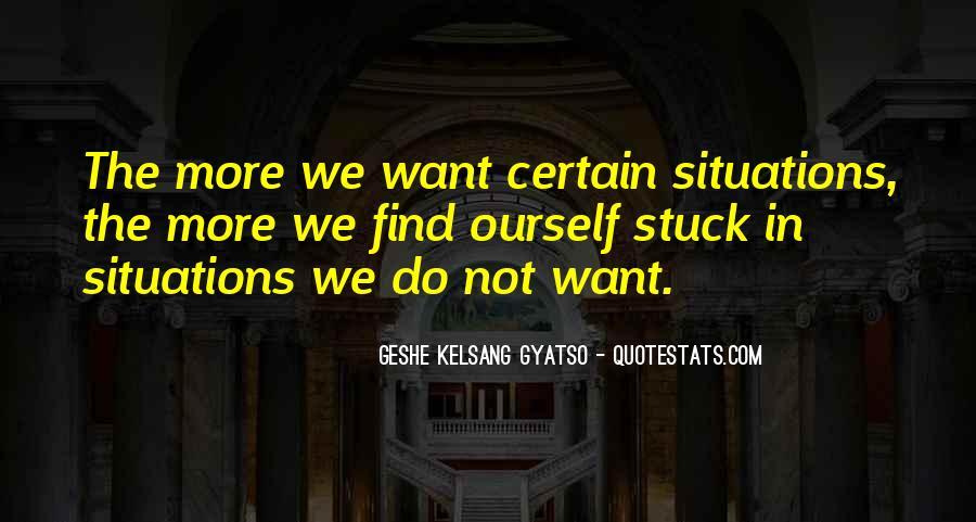 Geshe Kelsang Quotes #163413