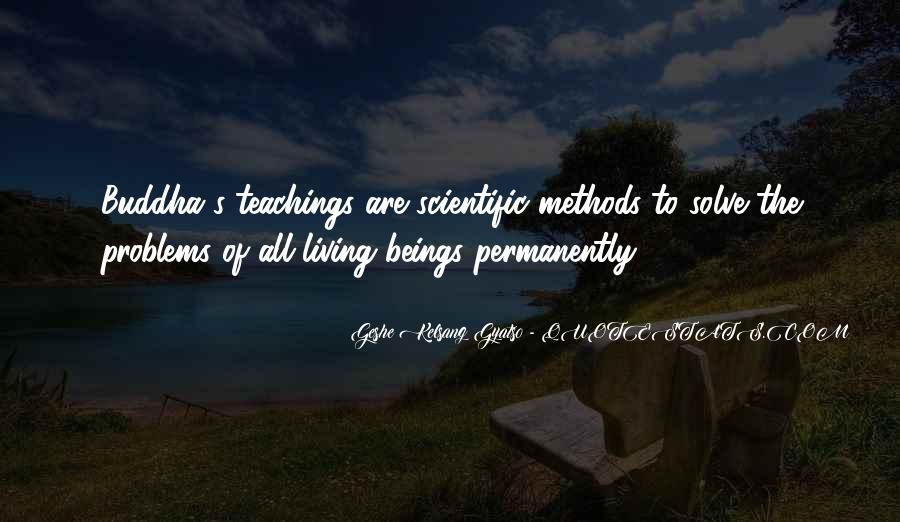 Geshe Kelsang Quotes #1664164