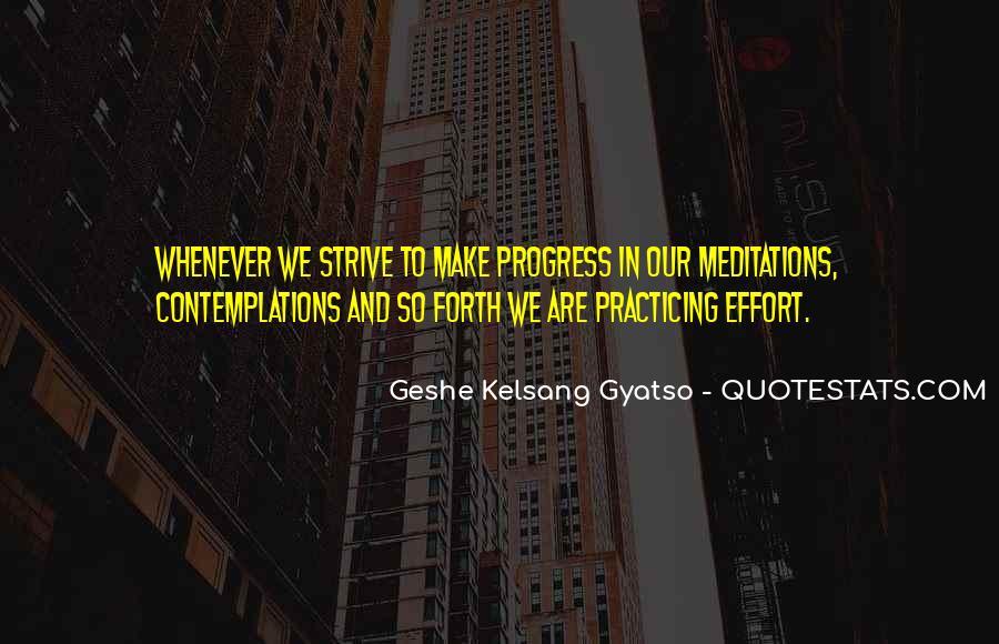 Geshe Kelsang Quotes #1719795