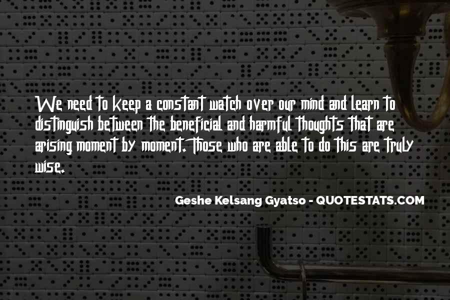 Geshe Kelsang Quotes #1730878