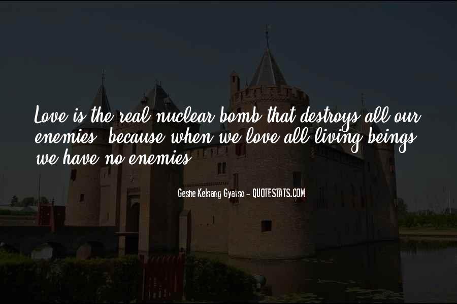 Geshe Kelsang Quotes #177518