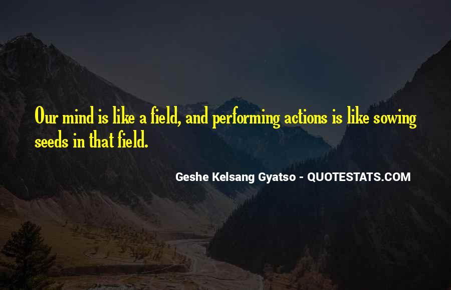 Geshe Kelsang Quotes #207659