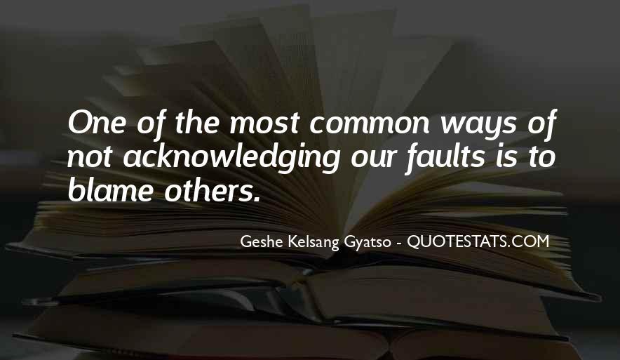 Geshe Kelsang Quotes #2702