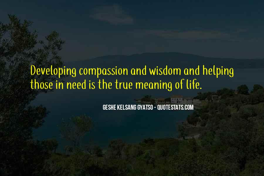 Geshe Kelsang Quotes #698967
