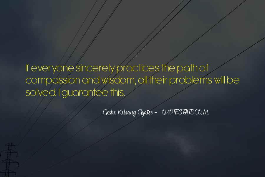 Geshe Kelsang Quotes #71151
