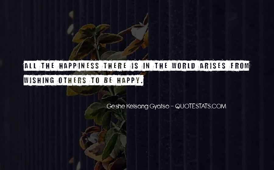 Geshe Kelsang Quotes #786504
