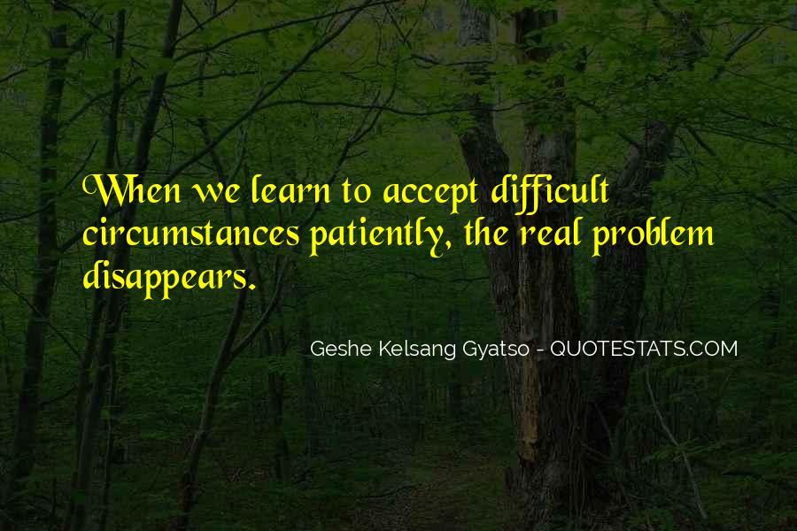 Geshe Kelsang Quotes #807551