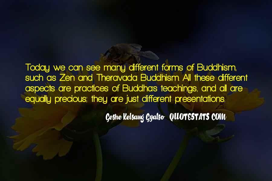 Geshe Kelsang Quotes #890827