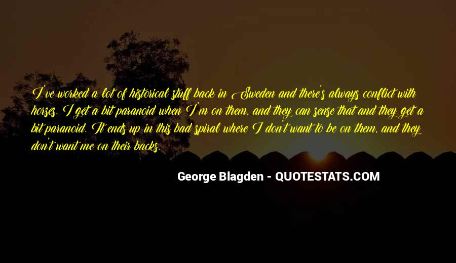 Get Backs Quotes #901278