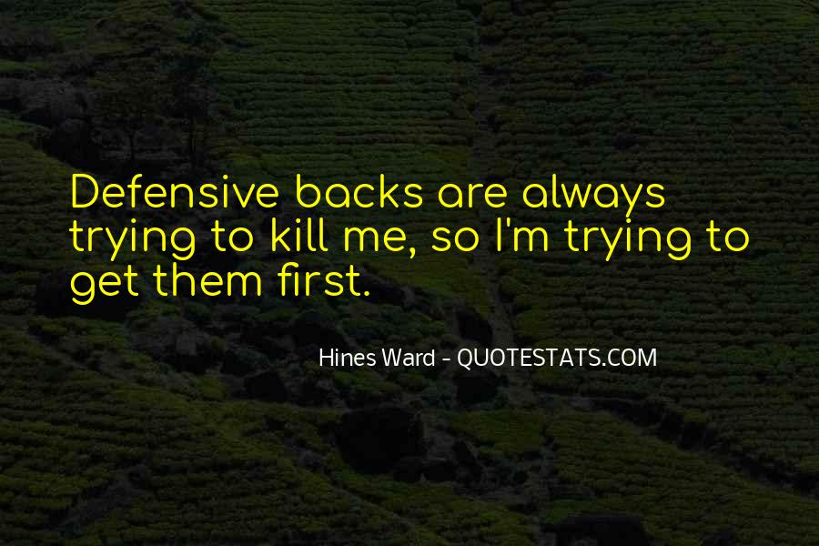Get Backs Quotes #955304